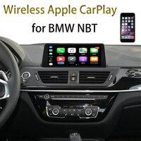Carplay 2012-2017 년 전화 홈 화면 bmw f47 지원 waze handfree call music