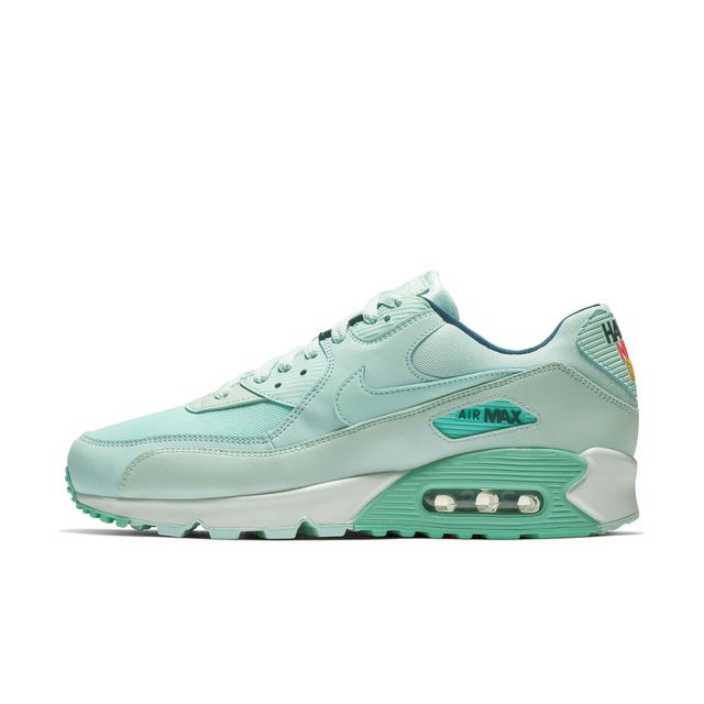 Original Authentic NIKE AIR MAX 90 ESSENTIAL Women's Running Shoes Outdoor Fashion Sports Breathable 2019 New 325213-132