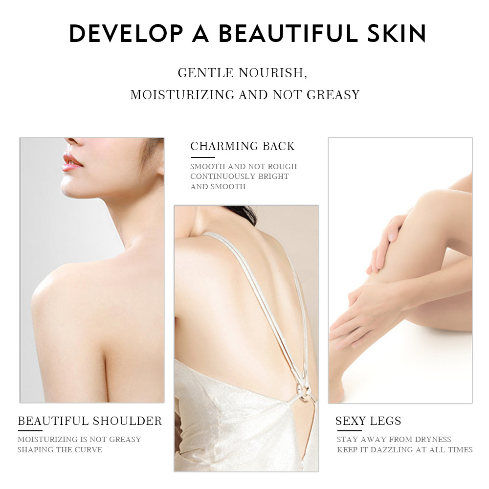 Milk Bleaching Whitening Cream Skin body lotion Moisturizing Deep ead skin bleaching cream skin lightening cream for body