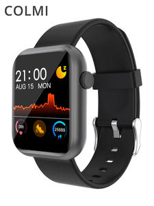 Sleep-Monitor Smart-Watch Built-In-Game Android Phone Colmi P9 Ip67 Waterproof Woman