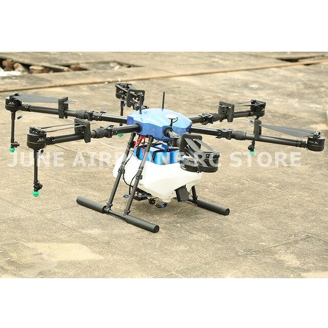 ЭПС E616S 16L сельскохозяйственных Дрон E616 616S 16 кг складной колесная база рамки безщеточный Водяной насос спрей сельское хозяйство drone