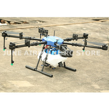 EFT E616S 16L Agricultural spraying drone E616 616S 16KG folding wheelbase frame brushless water pump spray Agriculture drone