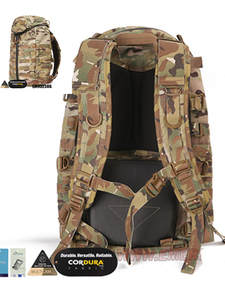 Hunting-Bags Backpack Tactical-Pouch Airsoft Nylon Sports New for Zip-City UPGRADED 500D