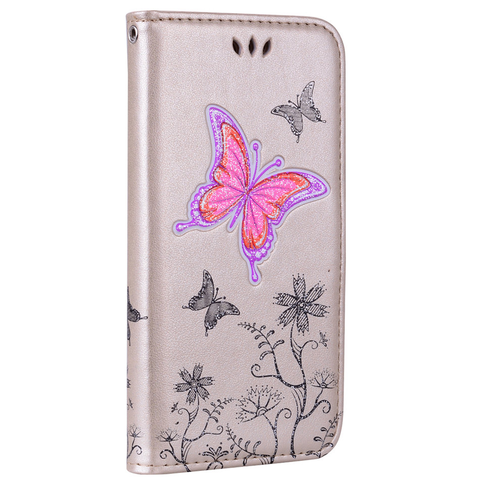 Retro Flip Case For Samsung Galaxy A3 A5 j3 j5 2017 j7 2016 j2 Prime S9 S8 Plus j330 j530 A320 A520 Wallet Leather Cover DP04E in Flip Cases from Cellphones Telecommunications