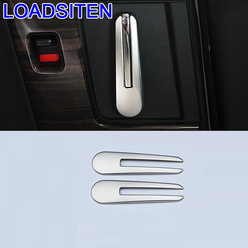 Automobile Modified Window <font><b>Door</b></font> <font><b>Handle</b></font> Outlet Air Conditioner Interior Covers Accessory Sticker Strip 16 17 18 FOR <font><b>Honda</b></font> <font><b>Odyssey</b></font> image