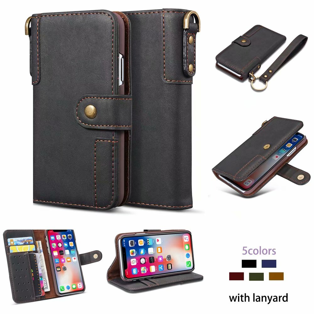 Leather Flip <font><b>Case</b></font> For <font><b>Samsung</b></font> Galaxy S20 Ultra A51 A71 A20s A50 <font><b>case</b></font> S10e S10 lite Plus <font><b>S7</b></font> S9 S8 A50 A70 A71 A51 A20 <font><b>Phone</b></font> Cover image