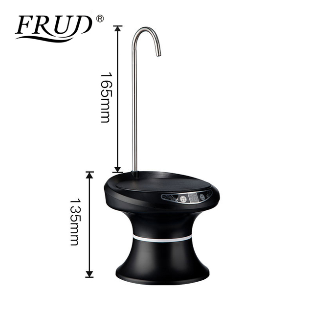 USB Charge Electric Water Dispenser Portable Drinking Dispenser Smart Wireless Water Pump Water Treatment Appliances 2