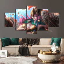No Frame One Piece Anime Poster Rebecca Cartoon Painting Wall Pictures Home Decor Canvas Art Picture