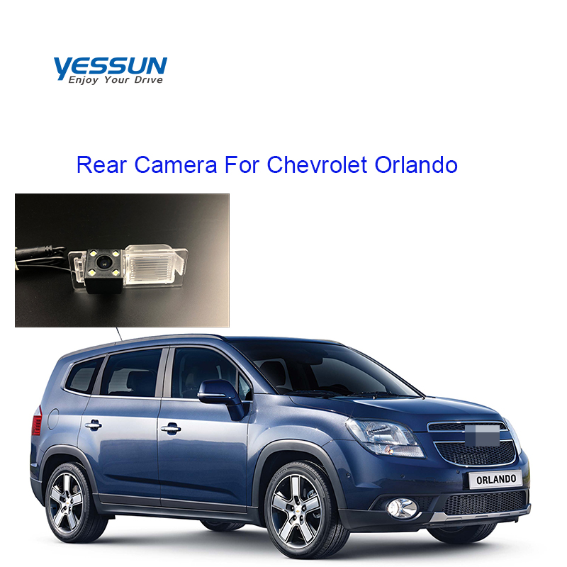 Yessun Special Car Rear View Reverse Backup Camera Rearview Parking  For Chevrolet Orlando