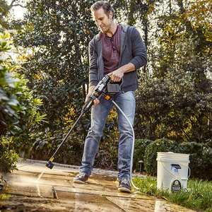 WORX WG630E 20V Cordless Brushless motor Hydroshot Portable High pressure washer BatterY and Charger Included