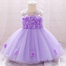 Toddler Baby Girls Clothes Newborn Baby Dress