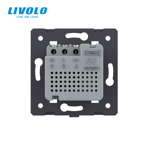Image 5 - Livolo Thermostat  EU Standard  Temperature Control(without glass panel) , Heating device ,AC 110 250V,   C7 01TM 11