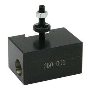 Image 5 - DMC 250 000 Wedge Gib Type Quick Change Gereedschap Kit Tool Post 250 001 010 Gereedschaphouder Voor Draaibank Gereedschap