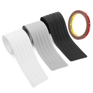 Image 2 - Protector de parachoques trasero 2019, accesorios novedosos para el coche, estilismo para el coche, novedoso para DACIA SANDERO STEPWAY Dokker Logan Duster Lodgy