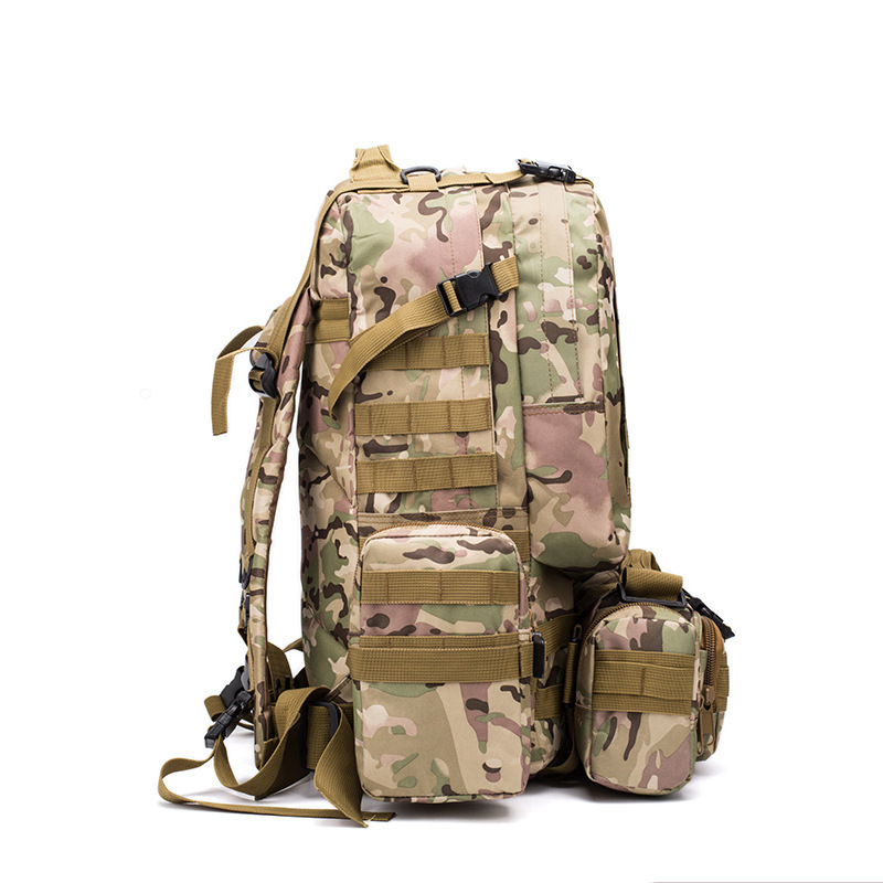Backpack Fashion Outdoor Tactical Waterproof Camouflage Backpack Multi-functional Travel Bag Tactical Medical Kit Wholesale