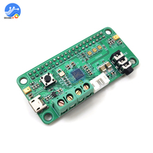WM8960 Hi Fi Sound Card HAT Audio Decoding Module for Raspberry Pi Stereo I2S Port smart Dual Microphone Voice Recognition Board