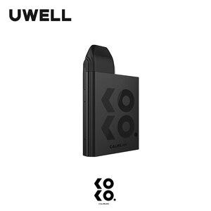 Image 5 - UWELL Caliburn KOKO Pod Hệ Thống 11W 520 MAh Pin 2 ML Lọ Mực Nhỏ Gọn Và Di Động Vape Kit