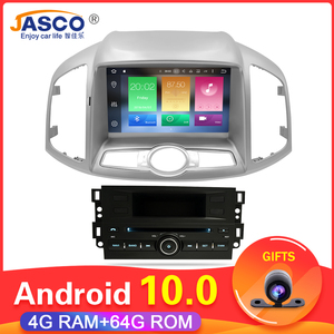 Image 1 - 11.11 4G RAM Android  10.0 Car DVD Stereo For Chevrolet Captiva Epica 2012 2013 2014 Auto Radio GPS Navigation Multimedia Audio