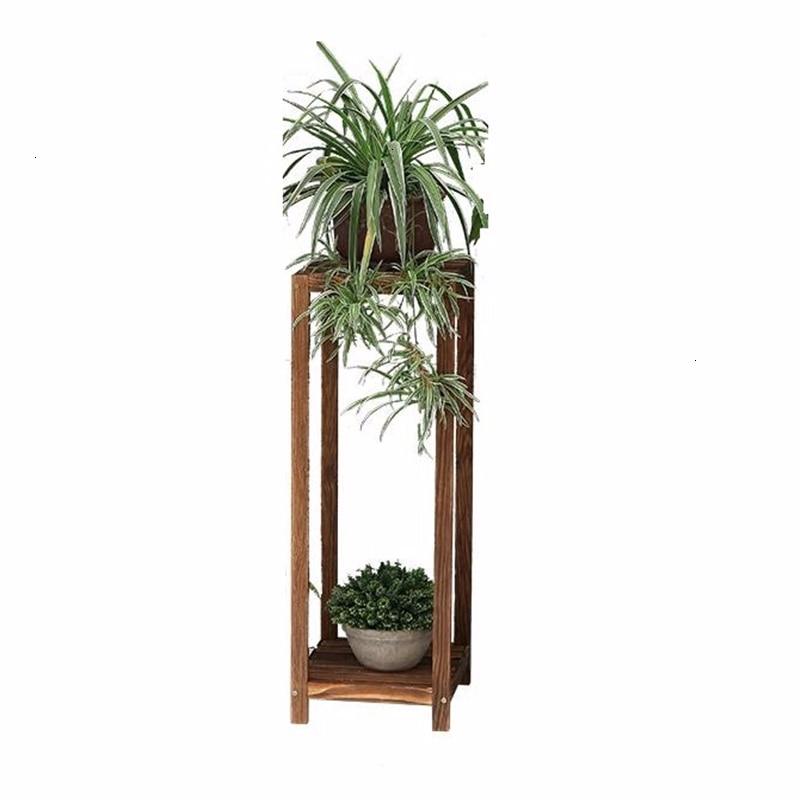 Wooden Shelves For Living Room Ladder Saksi Standi Mueble Para Plantas Rack Outdoor Stand Stojak Na Kwiaty Flower Plant Shelf