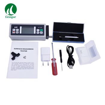 Tester chropowatości o wysokiej dokładności AR-132B przyrząd do pomiaru chropowatości powierzchni Tester chropowatości z zakresem 0 005 ~ 16 00 um tanie i dobre opinie GRAIGAR CN (pochodzenie) DIGITAL