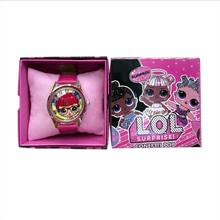 Children's electronic watch cartoon watch LOL surprise doll