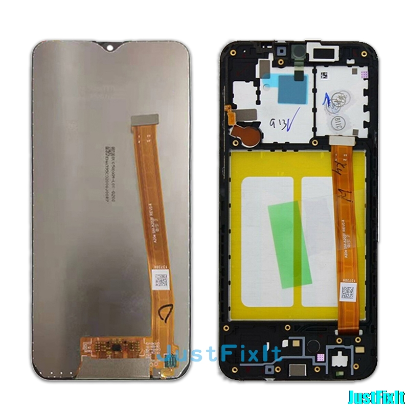 Original 100% For Samsung Galaxy A20e A202 A202F A202DS LCD Display Touch Screen Digitizer Assembly A202 A202F/DS A20e Screen