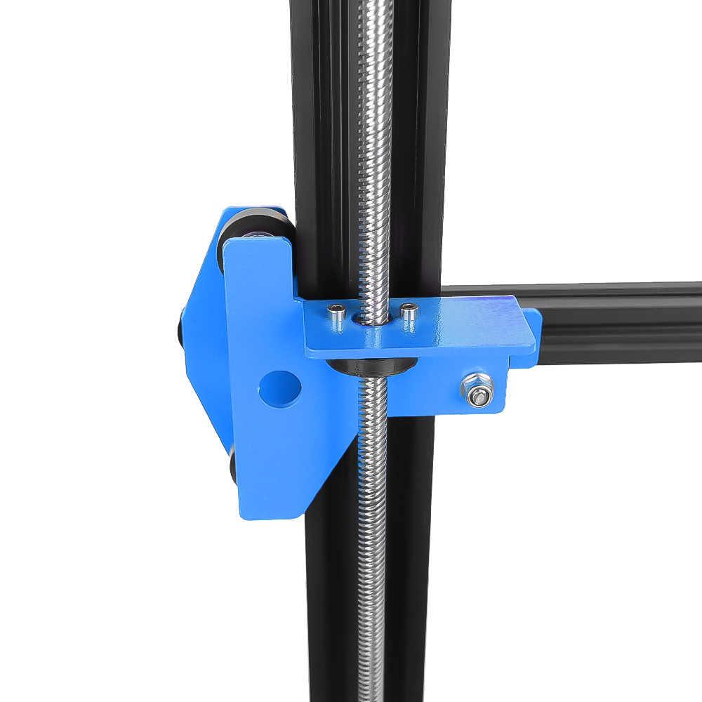 Nuevo Anet ET5X Kit de impresora 3D grande con detección de filamentos de nivelación automática de cama tamaño máximo 300*300*400MM soporte de código abierto