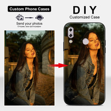 Custom Personalized TPU Silicone Phone Case for ASUS ZE620KL ZC551KL ZS550KL ZS570KL ZC553KL Back Cover Customized Picture Photo(China)