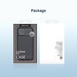 Image 5 - Nillkin caso de proteção da câmera para o iphone 12 pro max 11 11 pro max 8 7 se 2020 caso slide lens proteger casos capa de privacidade