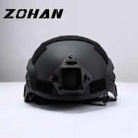 Hohe Qualität Schutz Paintball Wargame Helm Armee Airsoft MH SCHNELLE Helm mit Schutzbrille Leichte Taktische Helm