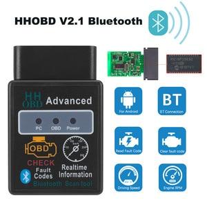 Bluetooth OBD2 ELM327 V2.1 Car