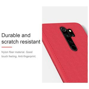 Image 5 - for Redmi Note 8 Pro case carbon fiber cover, original NILLKIN plaid synthetic fiber case for Xiaomi Redmi Note 8 Pro phone