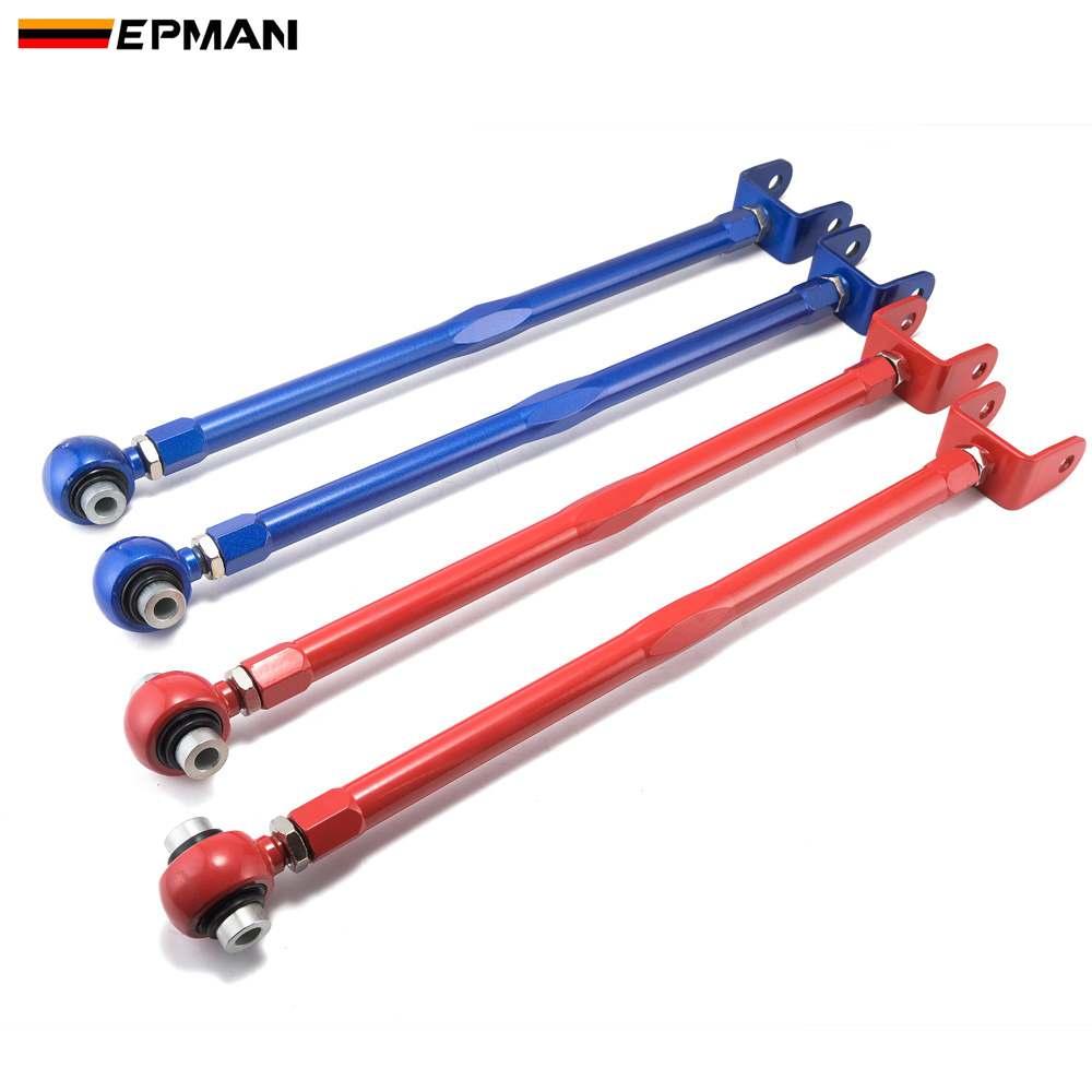 ปรับด้านหลังล่างแขนควบคุม/บาร์/Rod Camber Kit สำหรับ BMW E46/E36/Z4/M3 3-SERIES 95-05 EP-CA009BM