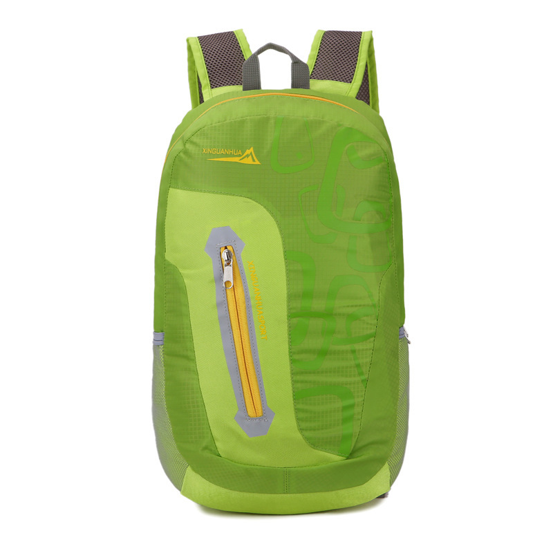 New Style Outdoor Mountaineering Bag Folding Riding Ultra-Light Lifting Jack Pack Light Student Backpack