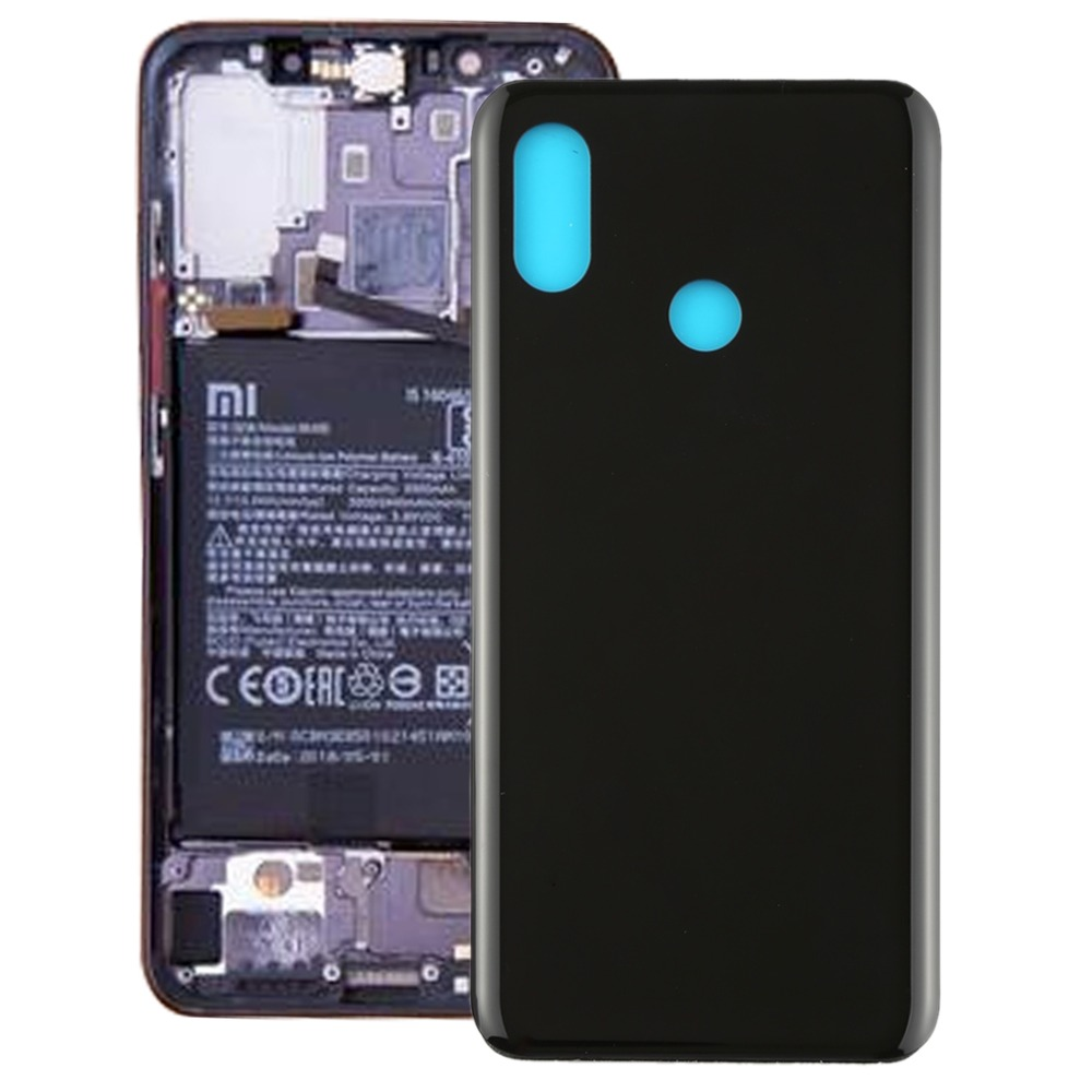 Top quality For <font><b>Xiaomi</b></font> <font><b>Mi</b></font> <font><b>8</b></font> <font><b>Battery</b></font> <font><b>Cover</b></font> Back Door Housing Case +Repair tool image
