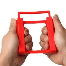 Универсальный монтажный кронштейн из экологичного пластика для SSD HDD от 2,5 до 3,5 дюйма, держатель для жесткого диска для настольного ПК, Беспл...