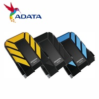 AData New External HDD 1TB 2TB 4TB 5TB HD710 Pro 2.5-inch USB3.2 Portable Hard Drive Military Standard Shockproof IEC Dustproof