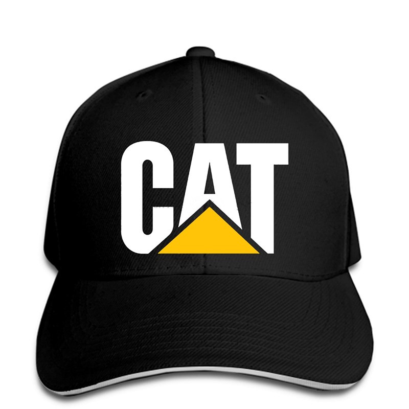 CAT CATERPILLAR BULLDOZER D10 D11 D12 Men Baseball Cap Snapback Cap Women Hat Peaked