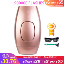 IPL Epilator Hair-Remover Flash Photo-Painless Permanent Electric-Deplidor Facial-Dropship