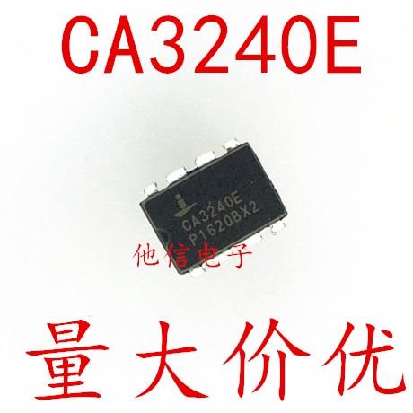 LOT OF 50 CA3240E INTEGRATED CIRCUIT DIP-8