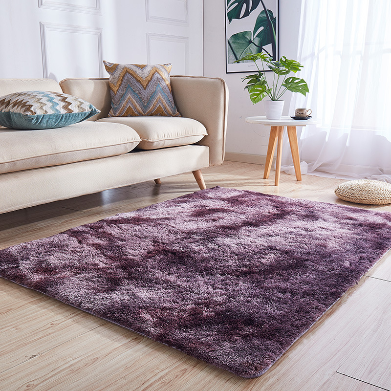 Soft Fluffy Plush Rugs Large 3cm Shaggy Area Rug Living Room Bedroom Sofa Dining Room Carpet Floor Mat Home Decoration Mats D25