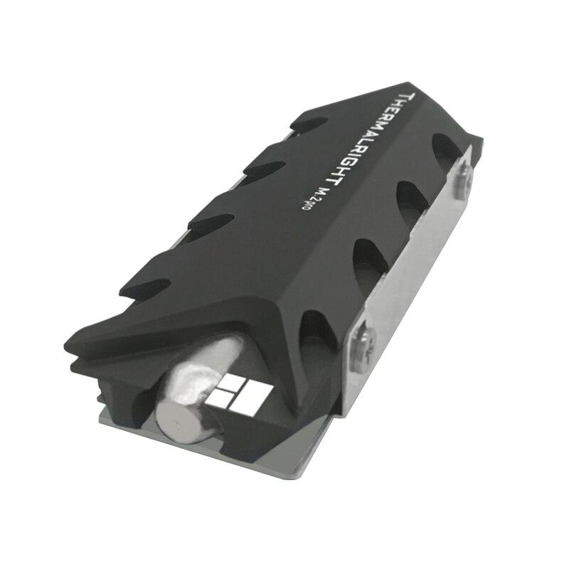 Радиатор для твердотельного накопителя Thermalright M.2 2280 pro 22110, радиатор для охлаждения трубы из алюминиевого сплава SSD