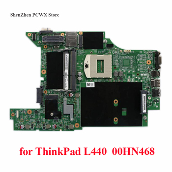 for Lenovo ThinkPad L440 Laptop Integrated Motherboard HM86 00HN468 Mainboard Test 100%