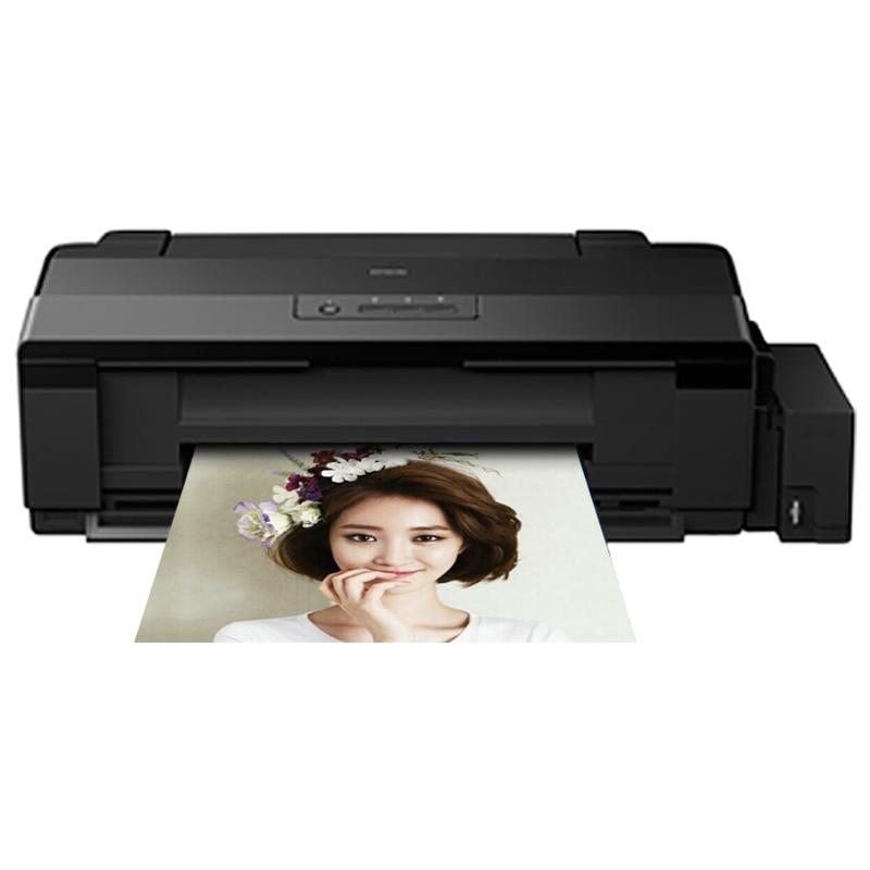 Wtsfwf 220V 110V EPSON L1800 6Color Inkjet Printer A3 A4 Inkjet Printer Supporting Sublimation