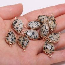 Натуральный камень в форме капли воды кружевная деформация яшма
