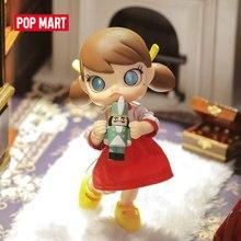 Pop mart nutcracker clara molly bjd 14cm presente de aniversário criança boneca brinquedo novo chegando frete grátis