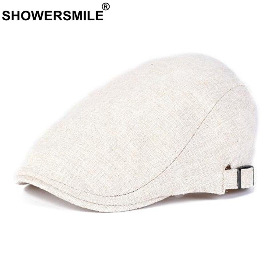 Купить мужской хлопковый берет shouresmile серая винтажная кепка водителя