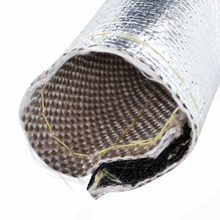 Wrap Hose Cover High temperature Convenient Protect Wire Tubing Replacement Removal
