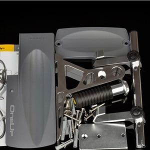 Image 5 - Topeak OneUp uchwyt rowerowy tw009 rower domowy naścienny wieszaki wiszące Road MTB Bike wieszak montażu na ścianie stojaki uchwyt do przechowywania