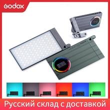 Godox M1 2500k 8500k kolorowy RGB LED Light kieszonkowy aluminiowy LED wideo twórcze światło wiele funkcji efektów specjalnych